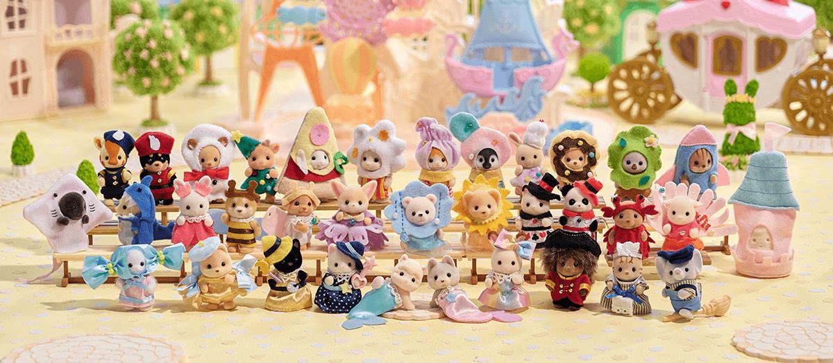 森林家族全球35週年 寶寶扮裝大賽