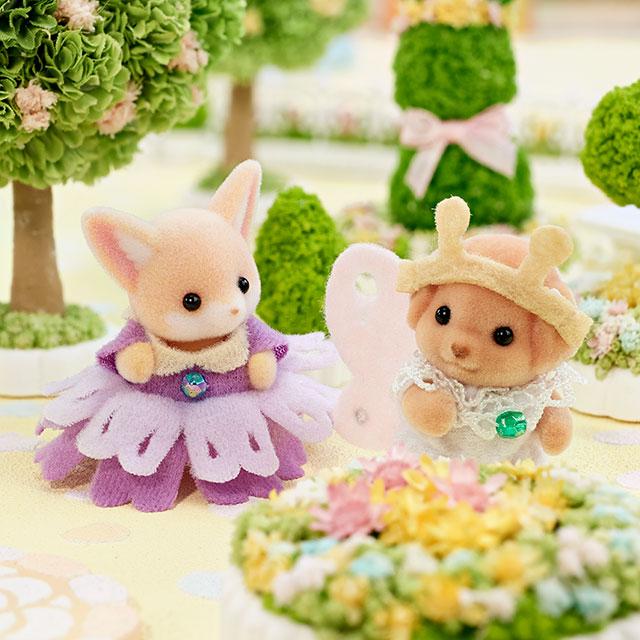 Violette & Papillon