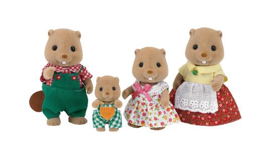 Beaver Family(2013)