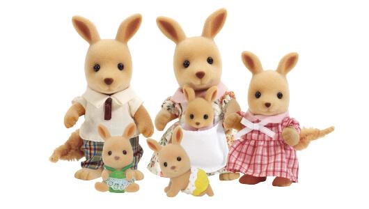 Kangaroo Family(2011)