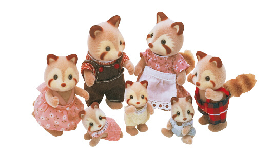 Racoon Family(1995)