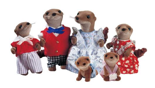 Otter Family(1993)