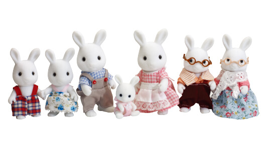 White Rabbit Family