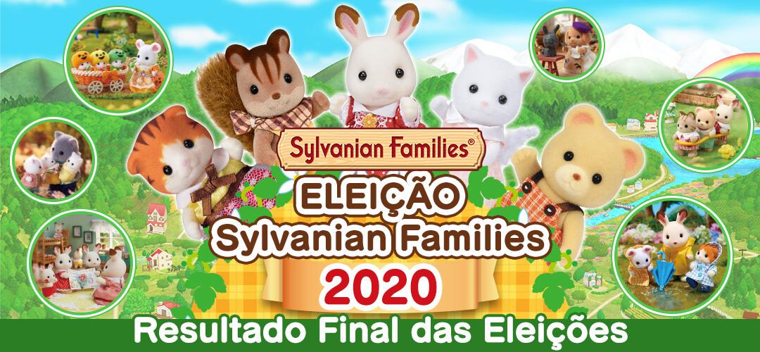 ELEIÇÃO Sylvanian Families