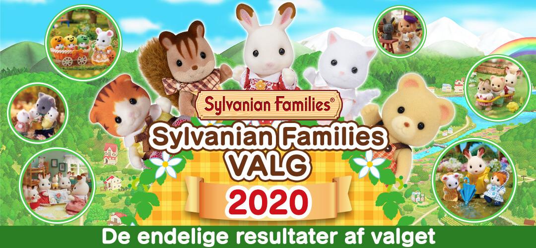 Sylvanian Families VALG