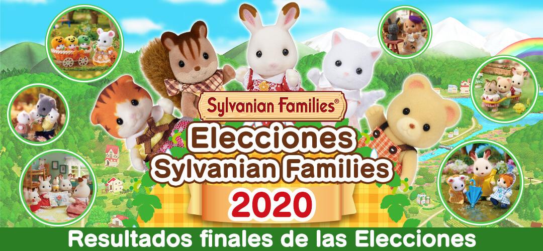 Elecciones Sylvanian Families