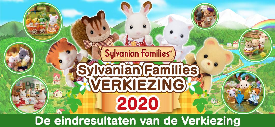 Sylvanian Families VERKIEZING
