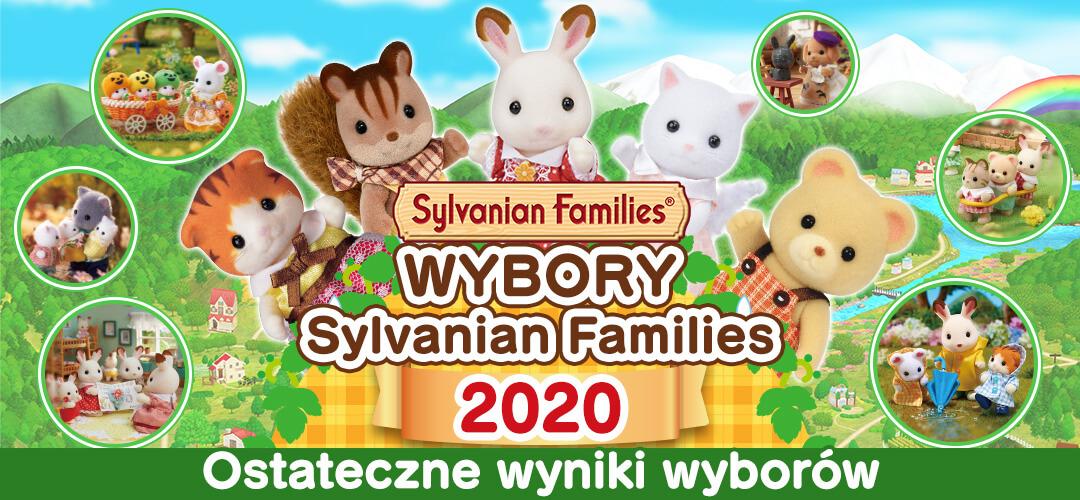 WYBORY Sylvanian Families
