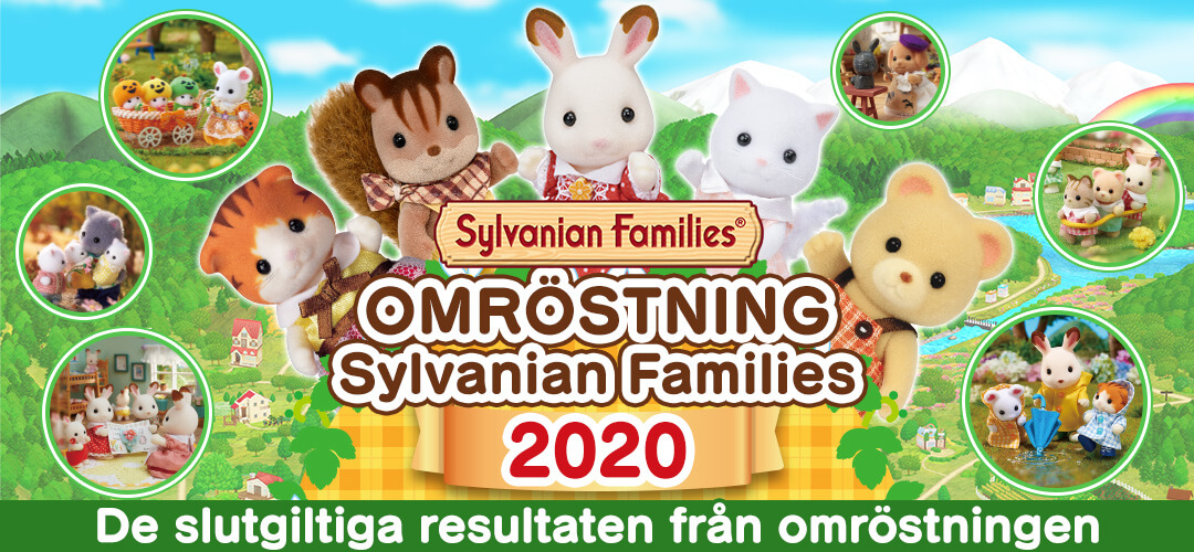 OMRÖSTNING Sylvanian Families