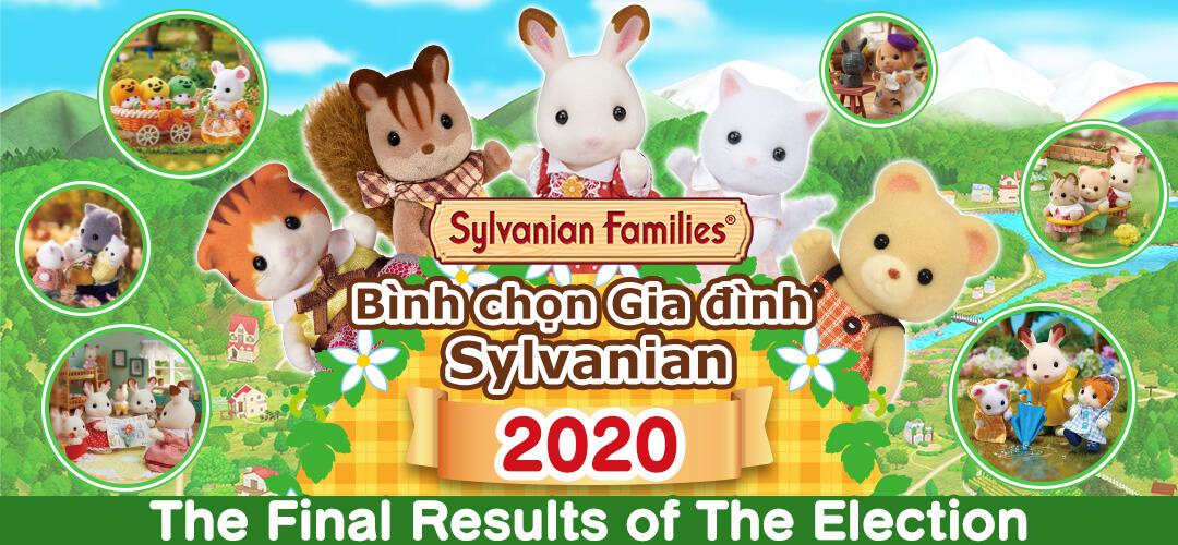 Bình chọn Gia đình Sylvanian