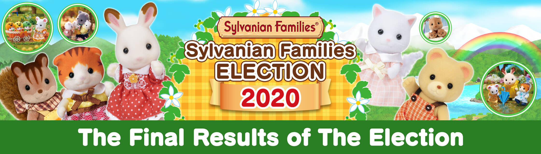 Sylvanian Families ELECTION