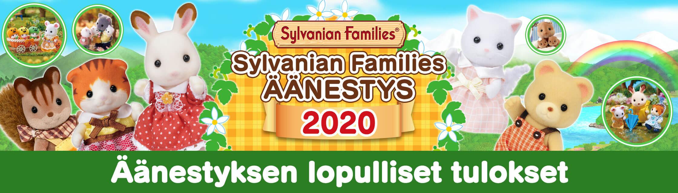 Sylvanian Families ÄÄNESTYS