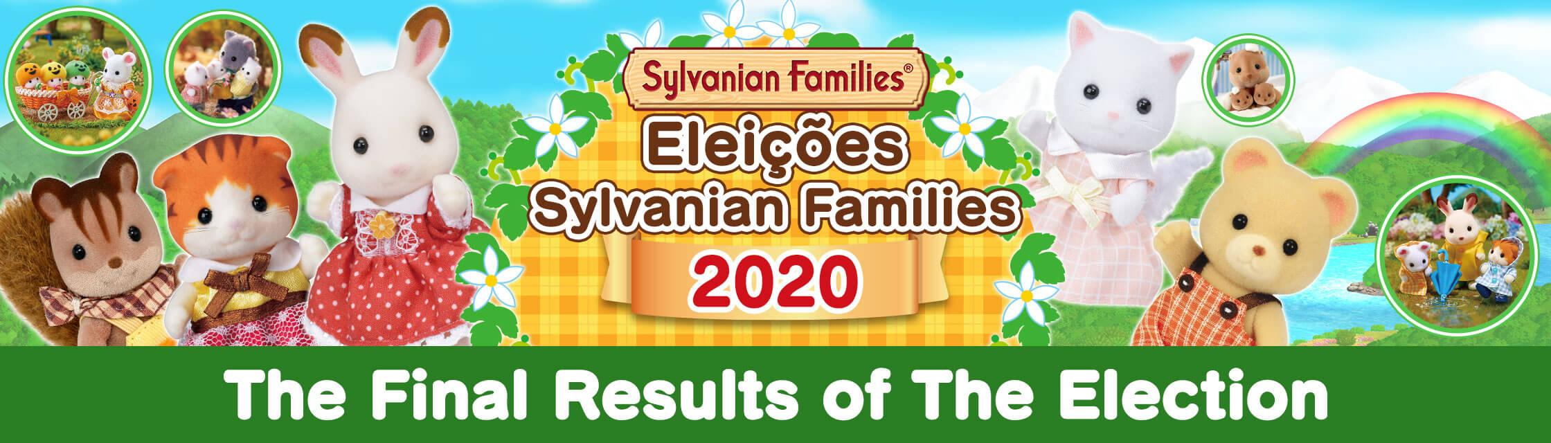 Eleições Sylvanian Families