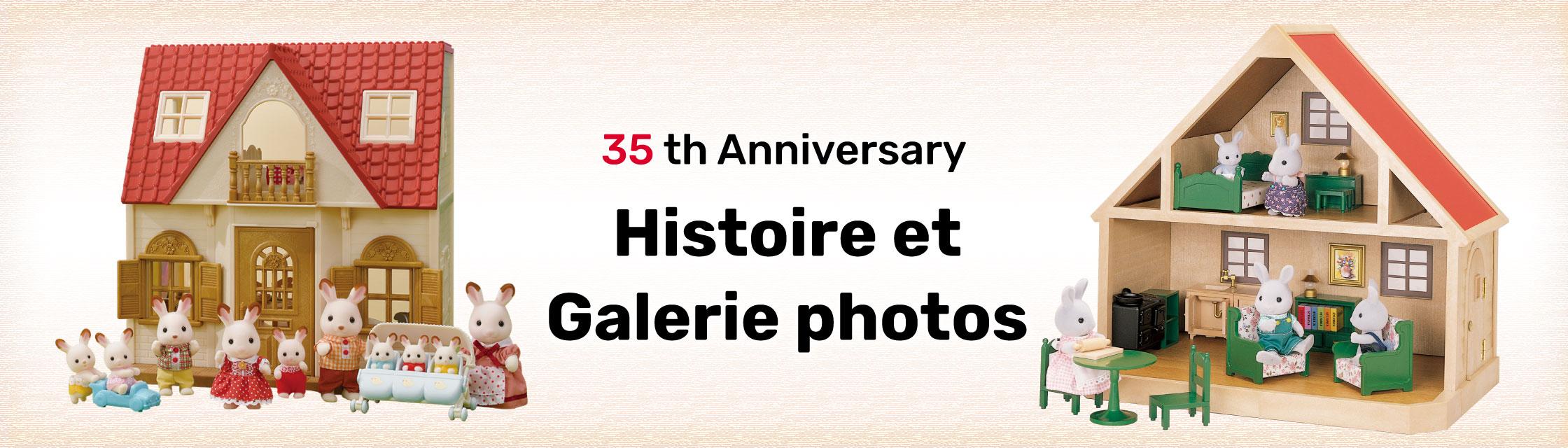 Histoire et Galerie photos
