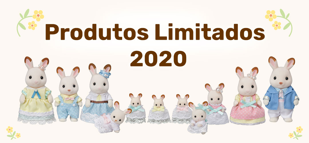 Limited Edition products 2020