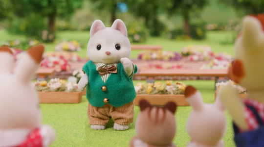 How the Sylvanian Village Came to Be