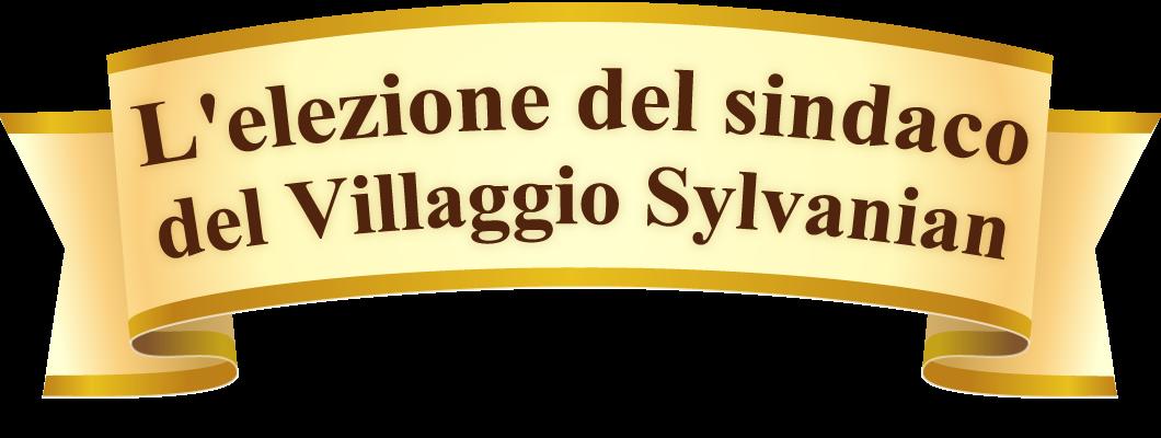 L'elezione del sindaco del Villaggio Sylvanian