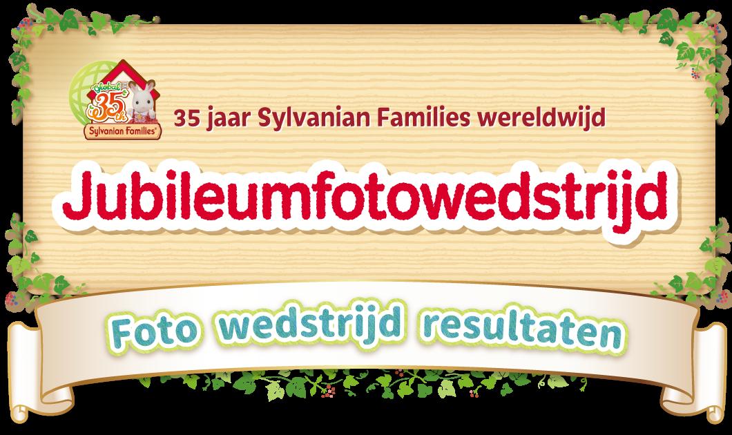 35 jaar Sylvanian Families wereldwijd Jubileumfotowedstrijd